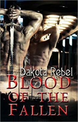 Blood of the Fallen [Male/Male Paranormal Erotic Romance]