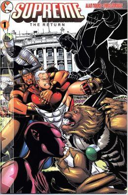 Supreme : The Return # 1 (Comic Book)