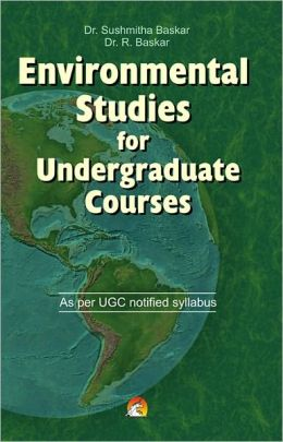 ENVIRONMENTAL STUDIES FOR UNDERGRADUATE COURSES