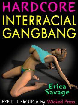 HARDCORE Interracial Gangbang (Erotica, Multiple Partners, MMF, XXX, Explicit)