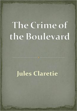 The Crime of the Boulevard w/ DirectLink Technology (A Classic Detective story)