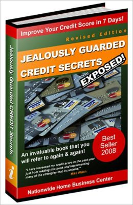 JEALOUSY GUARDED CREDIT SECRETS
