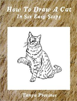 How To Draw A Cat In Six Easy Steps
