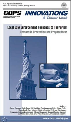 Local Law Enforcement Responds to Terrorism: Lessons in Prevention and Preparedness