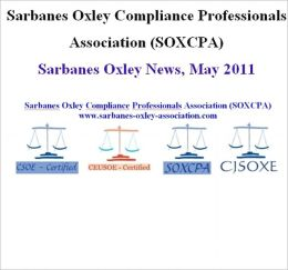Sarbanes Oxley News, May 2011