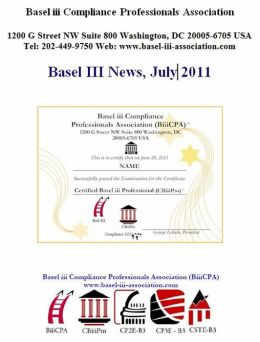Basel III News, July 2011