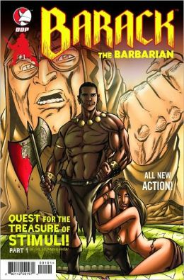 Barack the Barbarian #1 (Comic Book)