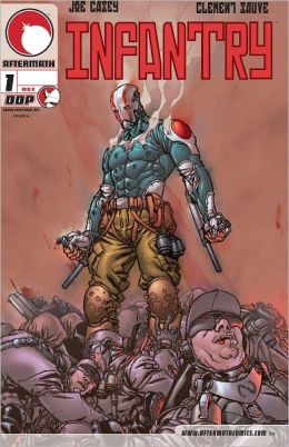 Infantry # 1 (Comic Book)