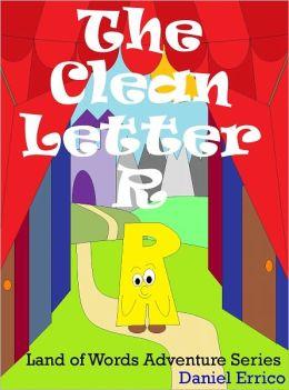 La limpia Letra R
