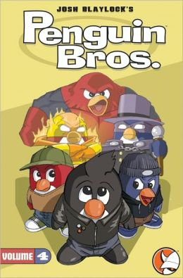 Penguin Bros # 4