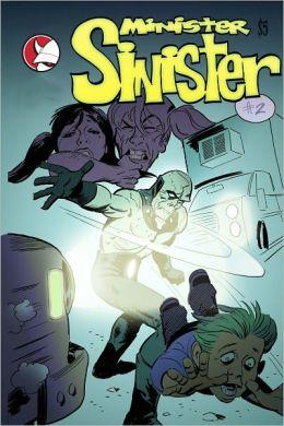 Minister Sinister # 2