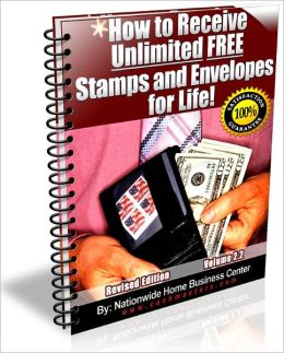HOW TO RECEIVE UNLIMITED FREE STAMPS AND ENVELOPES FOR LIFE