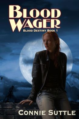 Blood Wager (Blood Destiny #1)
