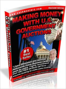 MAKE MONEY WITH U.S. GOVERNMENT AUCTIONS