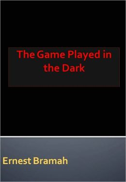 The Game Played in the Dark w/ Nook Direct Link Technology (A Mystery Thriller)