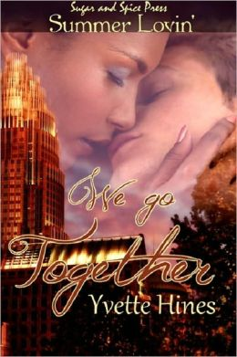 We Go Together [Interracial Erotic Romance]