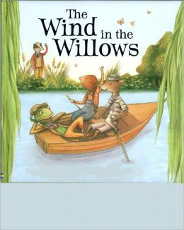The Wind in the Willows by Kenneth Grahame (Illustrated and Annotated)