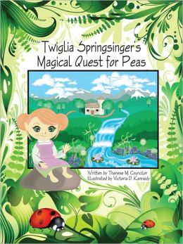 Twiglia Springsinger's Magical Quest for Peas