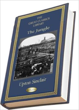 The Jungle (THE GREAT CLASSICS LIBRARY)