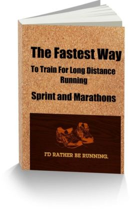The Fastest Way To Train For Long Distance Running- Sprint and Marathons