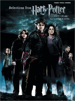 Harry Potter and the Goblet of Fire (TM), Selections from
