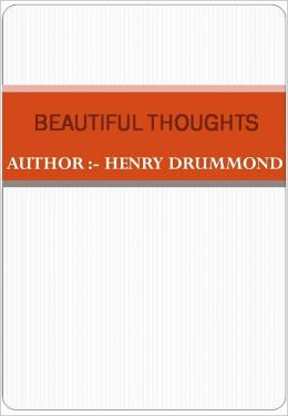 Beautiful Thoughts w/ DirectLink Technology (Religious Book)