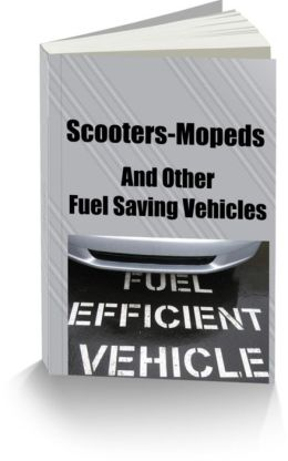 Scooters, Mopeds, and Other Fuel Saving Vehicles