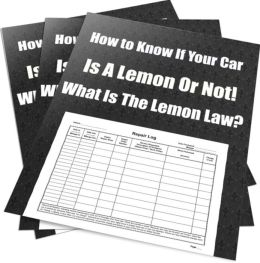 How to Know if Your Car is a Lemon or Not! What Is The Lemon Law?