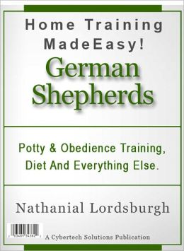 Potty And Obedience Training, Diet And Everything Else For Your German Shepherd