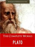 Plato - THE COMPLETE WORKS OF PLATO (Special Nook Edition) FULL COLOR ILLUSTRATED VERSION: All the Works of Plato in a Single Volume!) The Apology The Republic The Laws and Other Classics of Greek Philosophy (Socrates) NOOKbook (COMPLETE WORKS COLLECTION)