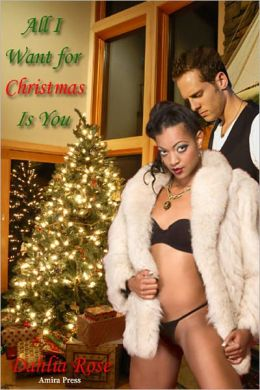 All I Want for Christmas Is You [Interracial Erotic Romance]