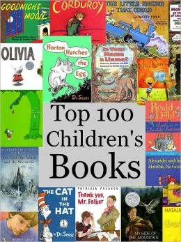 Best Books for Kids: Top 100 Children's Books