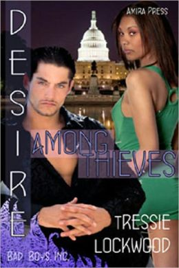 Desire Among Thieves (Interracial Shifter Romance)