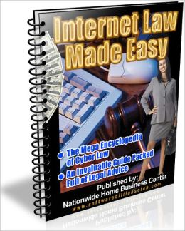 Internet Law Made Easy