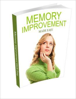 Memory Improvement Made Easy