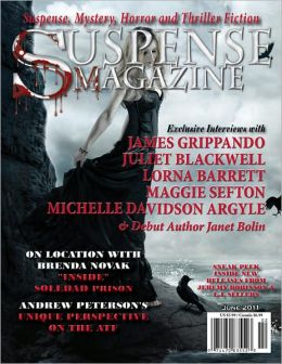 Suspense Magazine June 2011