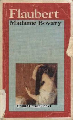 Madame Bovary by Gustave Flaubert ( translated by Eleanor Marx-Aveling)