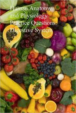 Human Anatomy and Physiology Practice Questions: Digestive System