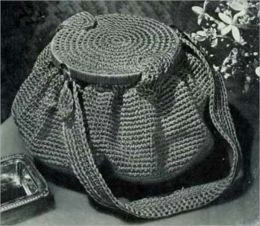 Vintage Crocheted Purses