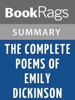 The Complete Poems of Emily Dickinson by Emily Dickinson l Summary & Study Guide