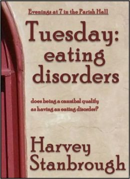 Tuesday: eating disorders