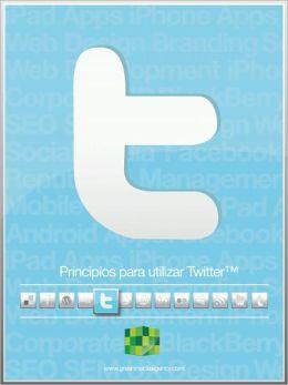 Principios para utilizar Twitter