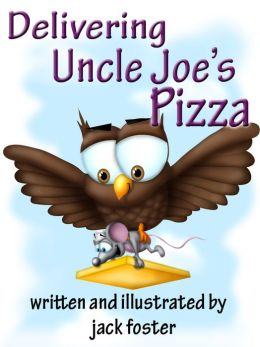 Delivering Uncle Joe's Pizza