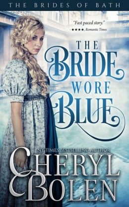The Bride Wore Blue (Brides of Bath Book 1)