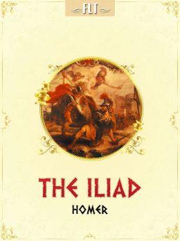 The Iliad § Homer (Samuel Butler Translation)