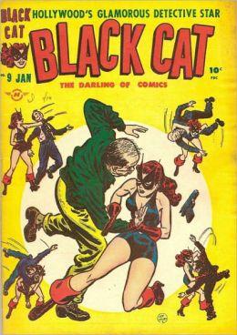 Black Cat - Issue #9 (Comic Book)
