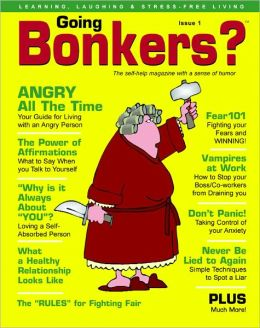 Going Bonkers? Issue 01