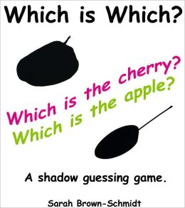 Which is Which? A shadow guessing game