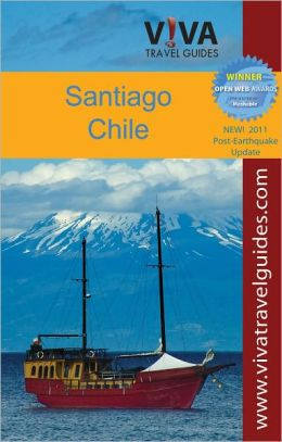 VIVA Travel Guides Santiago, Chile (mini-eBook)