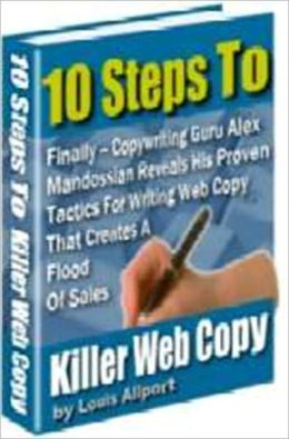 Highly Perceptive - 10 Steps to Killer Web Copy